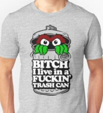 Get a Job, Grouch... Unisex T-Shirt