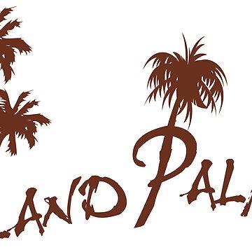 Isl Palm Logo by majinbuu