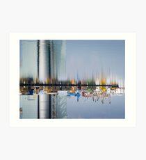 Shoreham Power Station - Shoreham Docks Art Print