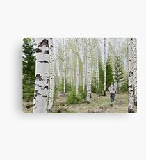 Ecological Canvas Print