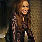 Julia Roberts Wax Figure, Madame Tussauds NYC by Jane Neill-Hancock