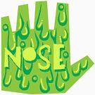 Slash 'n' Grab - Nose Grab (regular)  by illicitsnow
