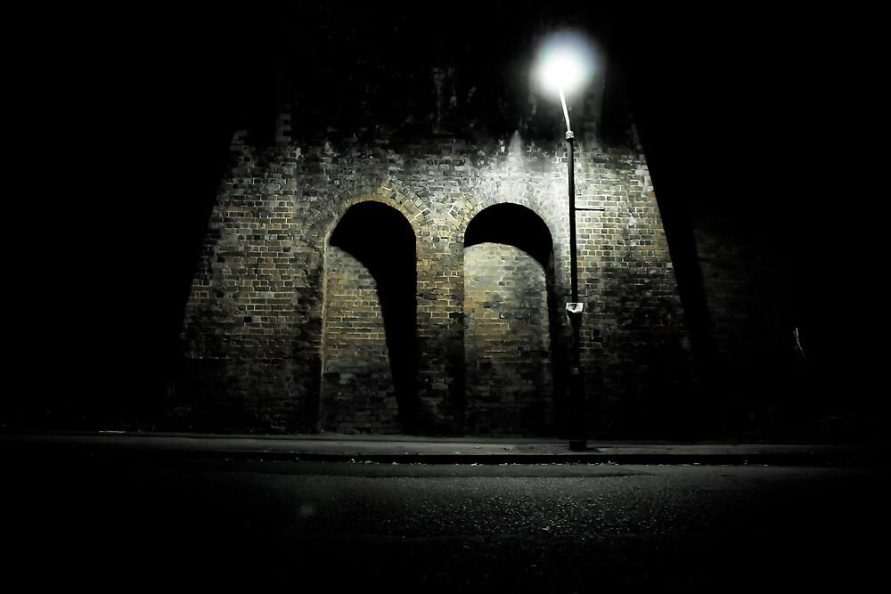 Lonely Roads by Kieran Robinson