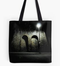 Lonely Roads Tote Bag