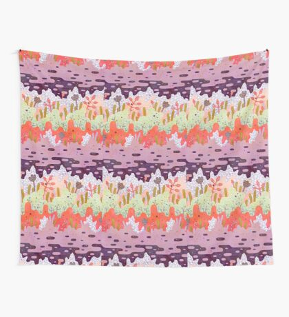 Crystal Forest Wall Tapestry