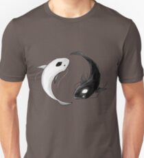 Yin and Yang Slim Fit T-Shirt