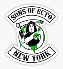Sons Of Ecto Sticker