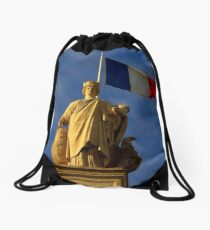 Pray For Paris ~ 11/13/2015 Drawstring Bag