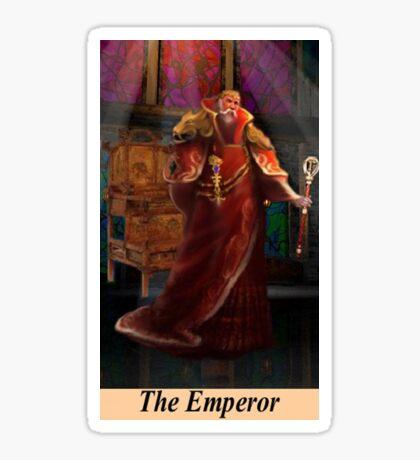 THE EMPEROR Sticker