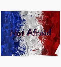 Not Afraid ~ 11/13/2015 Poster