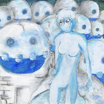 Frozen Army by Slicery