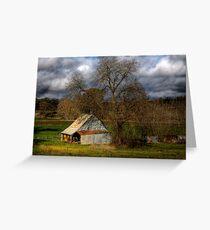 Beerenberg, Hahndorf, Adelaide Hills Greeting Card