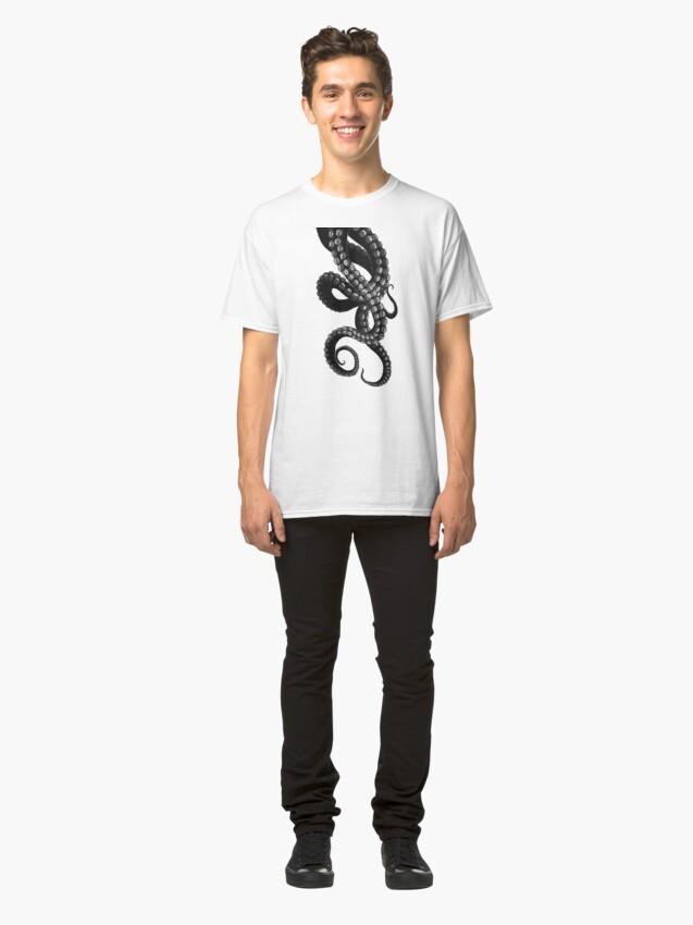 Alternate view of Get Kraken Classic T-Shirt