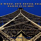 We Weep, But Never Fear ~ 11/13/2015 by artisandelimage