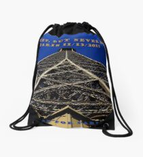 We Weep, But Never Fear ~ 11/13/2015 Drawstring Bag
