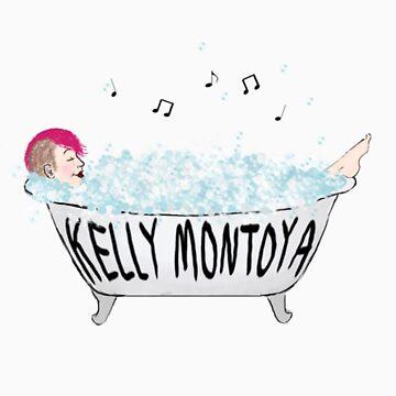 Bathtub Kelly Montoya shirt by kellymontoya