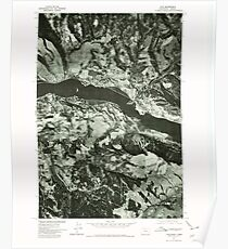 USGS Topo Map Washington State WA Lyle 242104 1975 24000 Poster