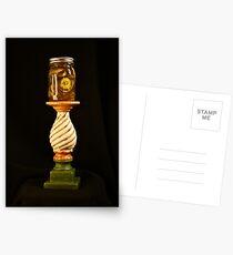 Pickles on a Pedestal Postcards