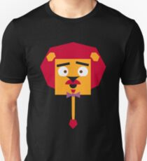 Sophisticated Lion Unisex T-Shirt