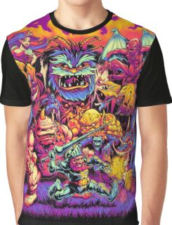 GHOSTS 'N' GOBLINS Graphic T-Shirt