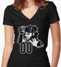 Zero to Hero Women's Fitted V-Neck T-Shirt
