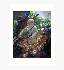 ~Astronaut Joe~ Art Print