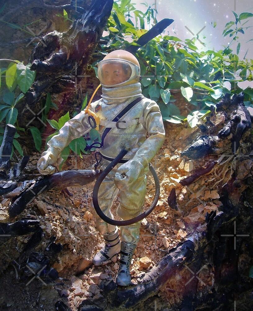 ~Astronaut Joe~ by FrankieCat