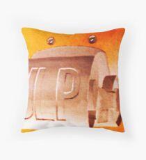 Pulp Throw Pillow