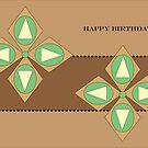 Triangles! by Rachael Ryan