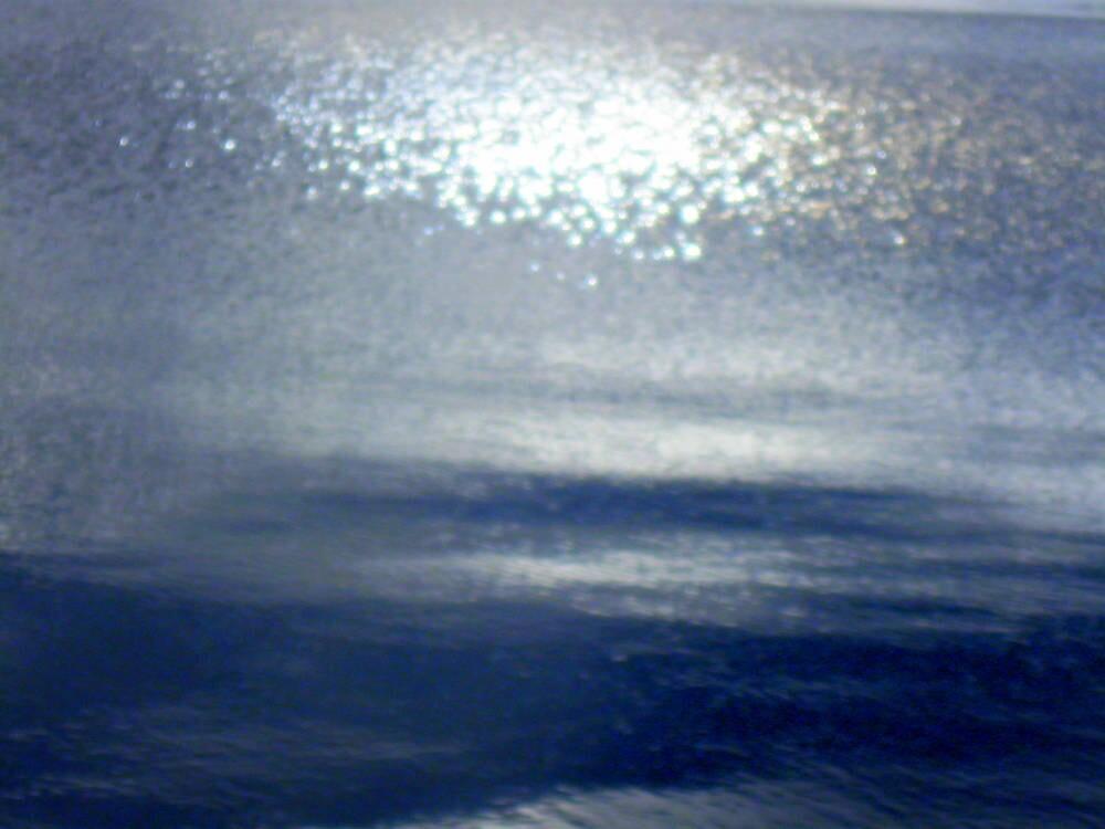 Dawn at sea by Pauli Hyvönen