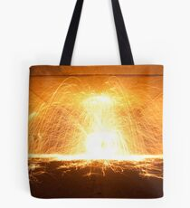 Wirewool Spinning Tote Bag