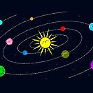 The Solar System by Liron Peer