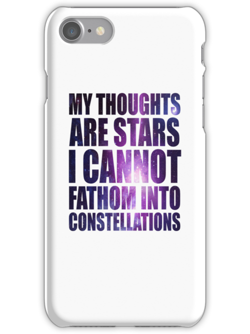 Constellations - TFioS by Ralice