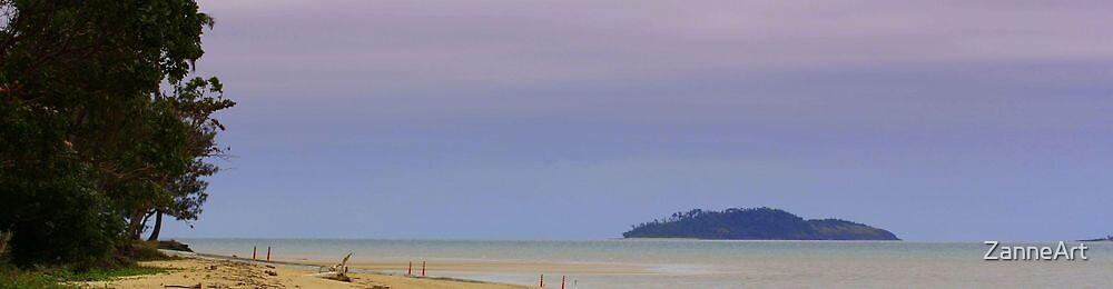 Ellis Beach Queensland 2 by ZanneArt