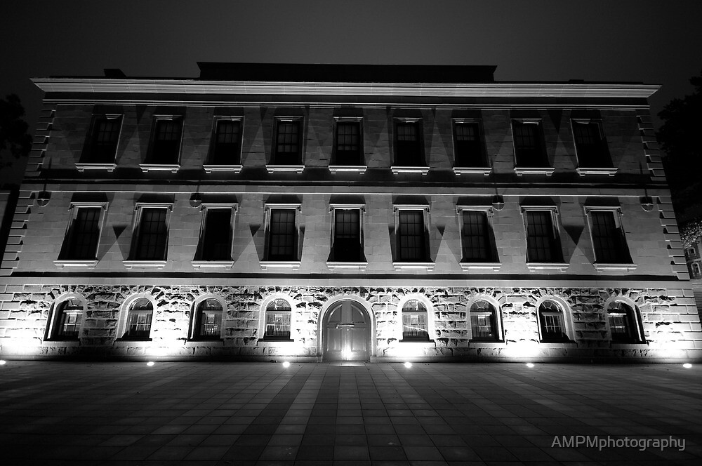 Customs House by AMPMphotography