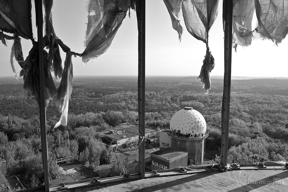 teufelsberg by paul mcgreal
