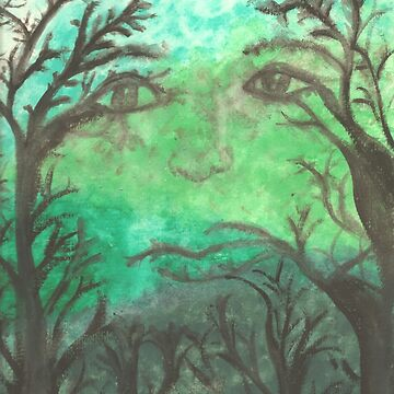 Children of the Forest by VictoriaGarden