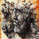 Lost City - The Sentinel by Imre Toth (Emerico)