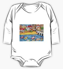 Higgelty Harbour One Piece - Long Sleeve
