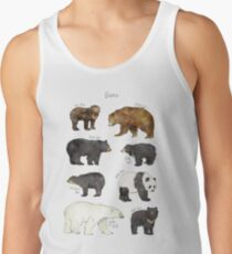 Bären Tanktop für Männer
