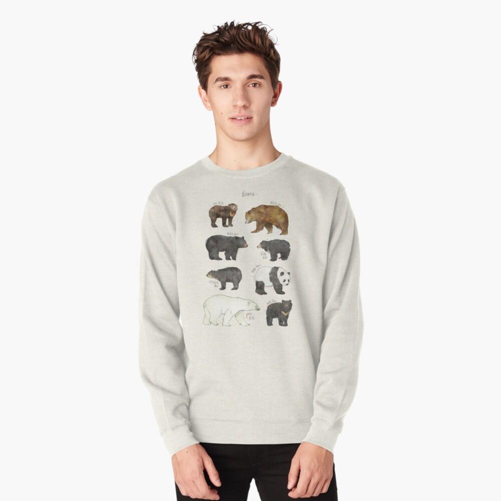Bären Pullover