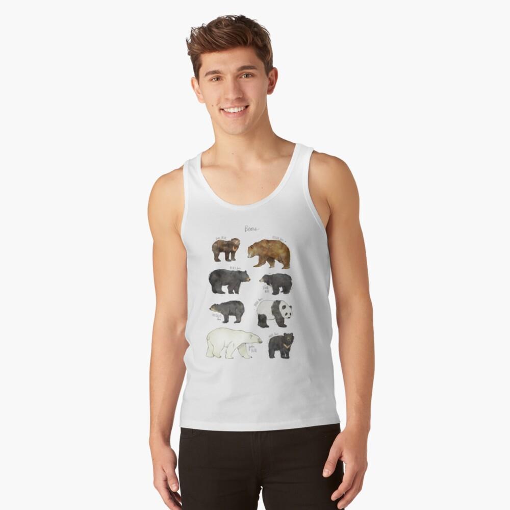 Bären Tank Top