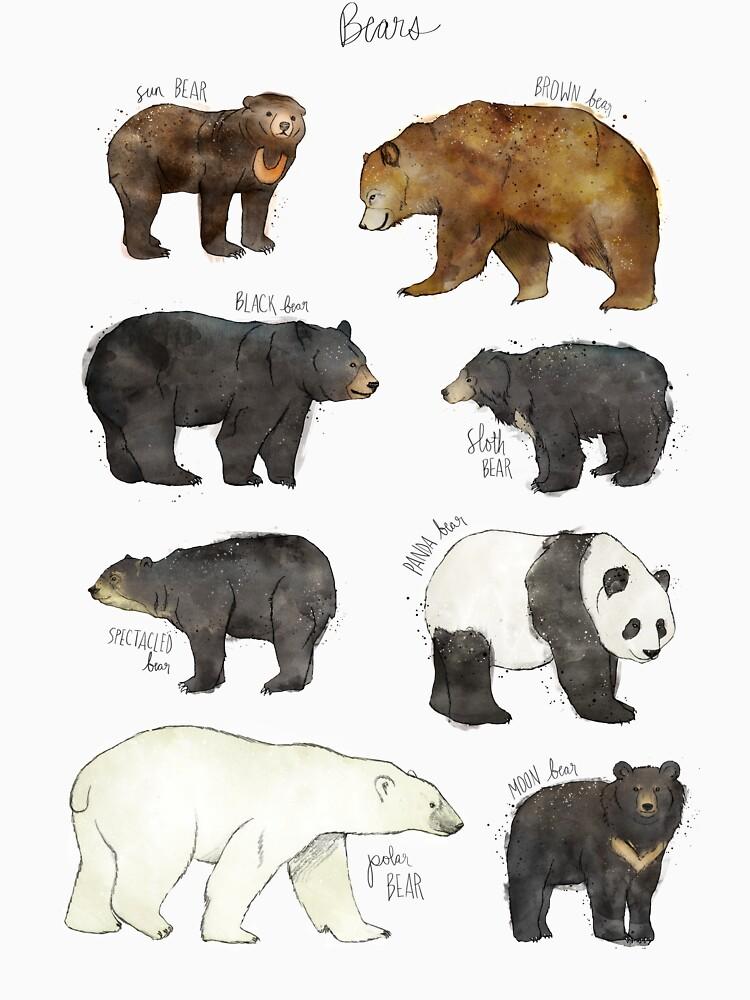 Bären von AmyHamilton