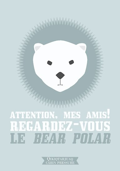Le Bear Polar by six-fiftyeight