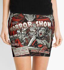 Spook Show Horror movie Monsters  Mini Skirt