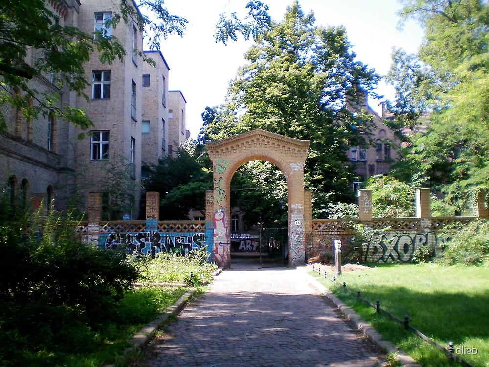 Art Gate by dlieb