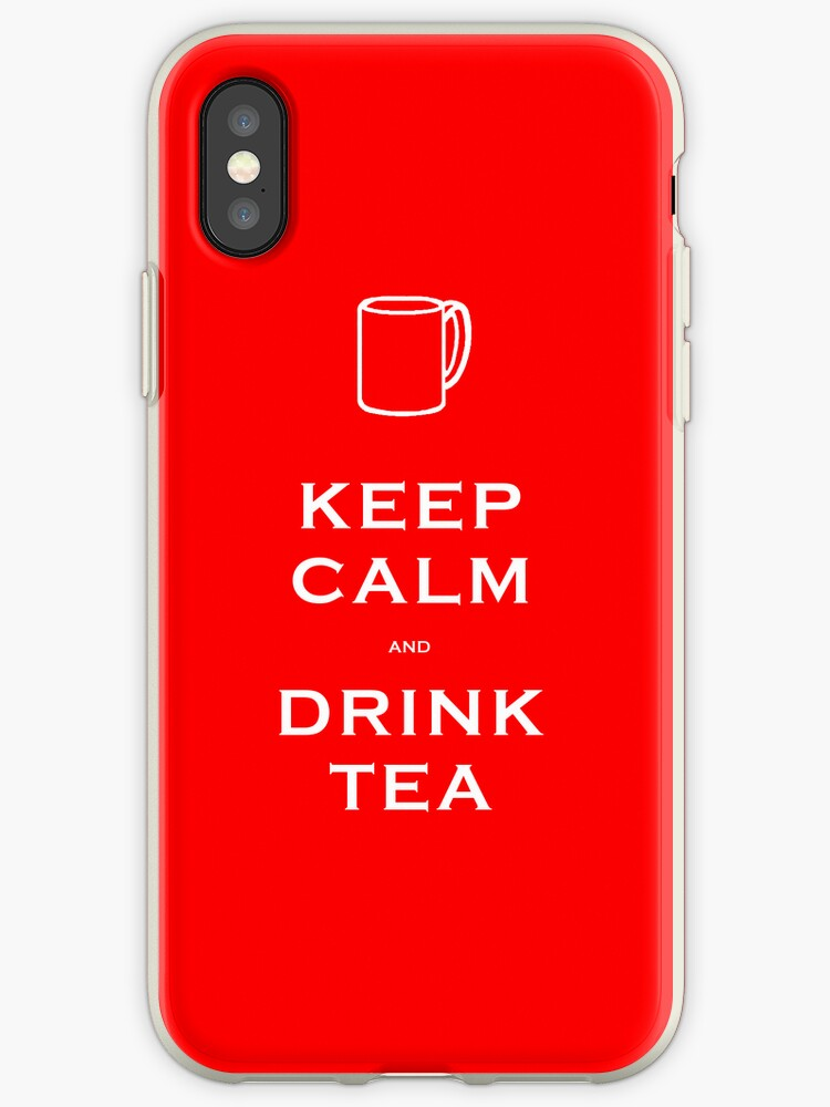 Keep Calm and Drink Tea by holeighh