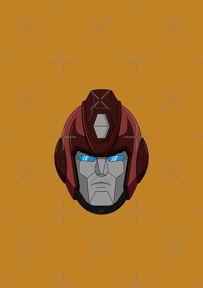 G1 Rodimus Prime by vladmartin