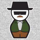 Heisenberg by stuartm65