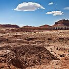 Goblin Valley Buttes by Owed To Nature